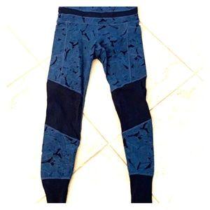Athletic mid rise pants